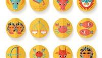 Ramalan Zodiak Hari Ini: Scorpio Optimistis, Sagitarius Jangan Putus Asa