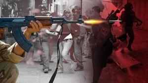 Mencekam! Suasana Pasca Penembakan Galeri Seni di New Jersey
