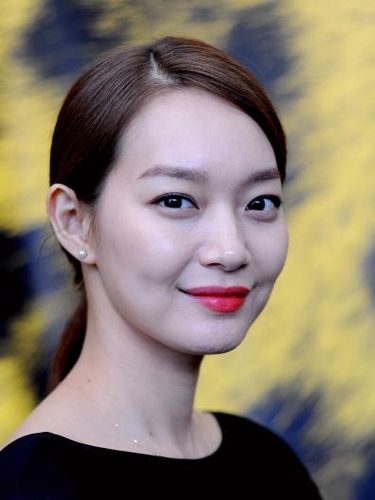 LOCARNO, SWITZERLAND - AUGUST 15:  Actress Shin Min-a attends the 'Gyeongju' Photocall during the 67th Locarno Film Festival on August 15, 2014 in Locarno, Switzerland.  (Photo by Pier Marco Tacca/Getty Images)