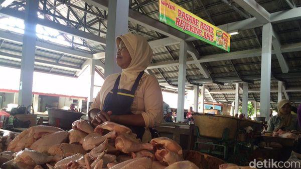 Pasar Imogiri Diajukan Jadi Pasar Pertama di DIY Berstandar SNI