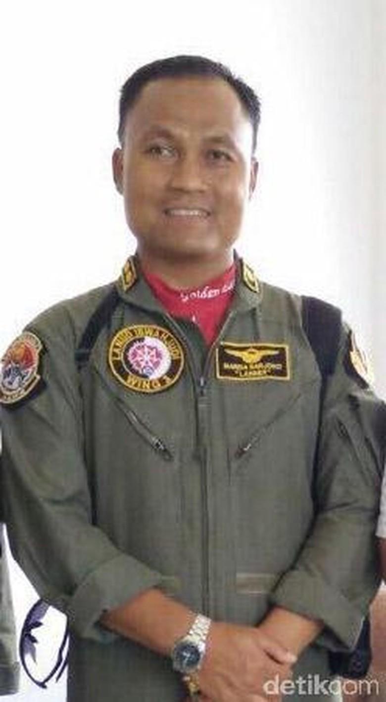 Profil Letkol Marda, Ayah 3 Anak yang Lahir dari Keluarga TNI