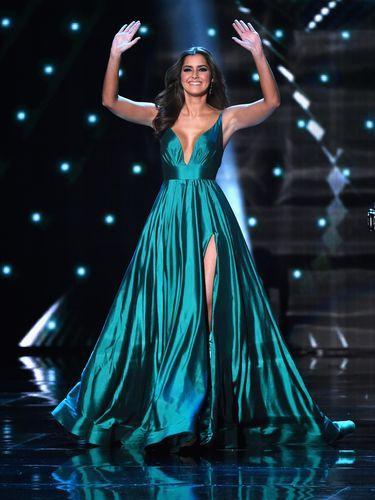 Miss Universe 2014 Paulina Vega.