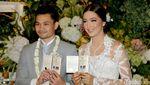 Newlywed! Bahagianya Nabila Syakieb Menikah dengan Reshwara Argya
