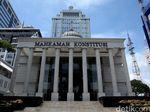 MK Terima Gugatan Hasil Pilbup Bogor