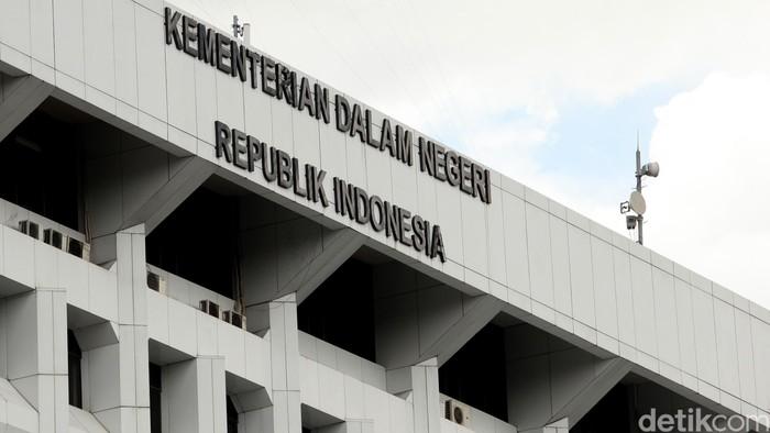 Gedung Kementerian Dalam Negeri (Ari Saputra/detikcom)