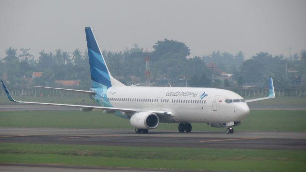 Kementerian BUMN Buka-bukaan Rumor Garuda Beli Sriwijaya Air