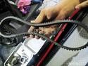 Dua Kebiasaan Ini Bikin V-Belt Motor Matik Cepat Aus