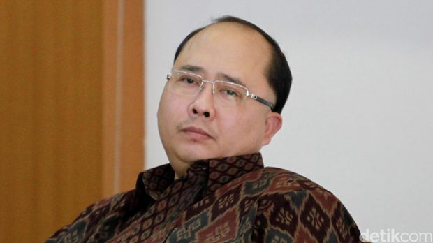 Prof Satya Arinanto: Stafsus Wapres Boediono, JK hingga Ma'ruf Amin