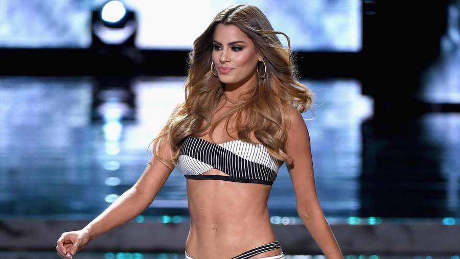 15 Kontestan Terbaik Miss Universe 2015 dalam Balutan Bikini
