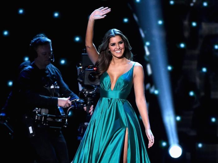 Miss Universe 2014 Paulina Vega. Foto: Ethan Miller/Getty Images