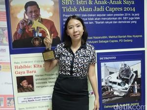 Jessica Diana Kartika, Sukses Berbisnis Feng Shui untuk Logo Perusahaan
