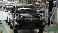 Di urutan kelima ada Toyota Kijang Innova yang terjual sebanyak 48.494 unit Foto: Toyota Motor Manufacturing Indonesia