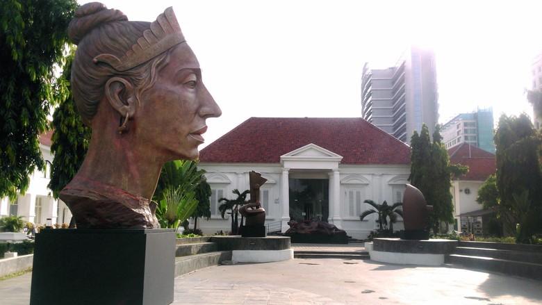 Setiap Kamis, Galeri Nasional Indonesia Gelar KamiSketsa  Foto: Galeri Nasional Indonesia