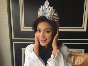 Miss Universe 2015 Pia Wurtzbach Diterpa Kabar Hoax Ditangkap Polisi Malaysia