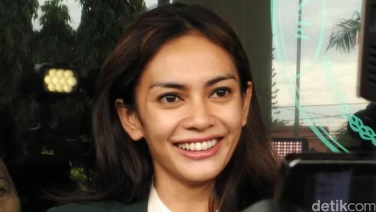 Masayu Anastasia Tegar Hadapi Perceraian