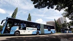 Bus TransJakarta Gratis Tiap Akhir Pekan Saat Asian Games