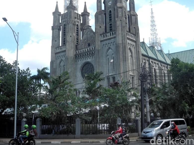 Tak Ada Tambahan Pengamanan di Gereja Katedral Saat Pelantikan Jokowi