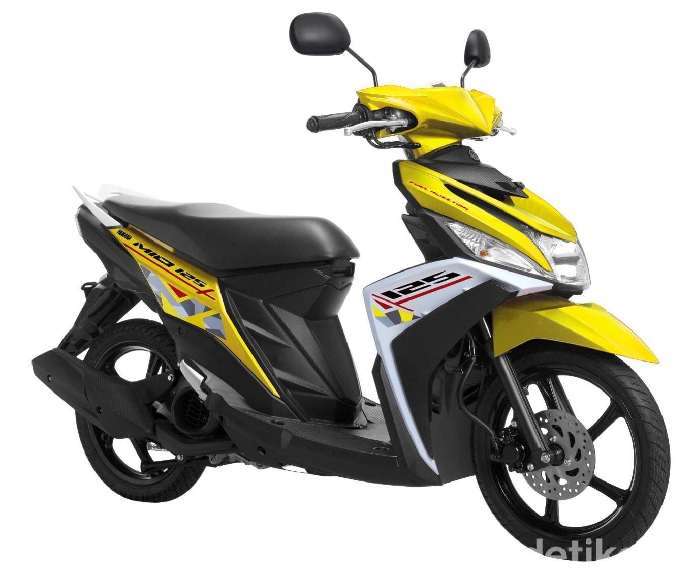Yamaha mengajak konsumen untuk bersiap-siap menyambut Tahun Baru 2016 dengan tunggangan baru. Mio M3 tampil dengan warna dan grafis baru yang menyebarkan semangat positif untuk anak-anak muda.