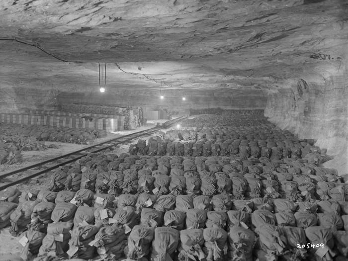 Harta Nazi di Tambang Merkers