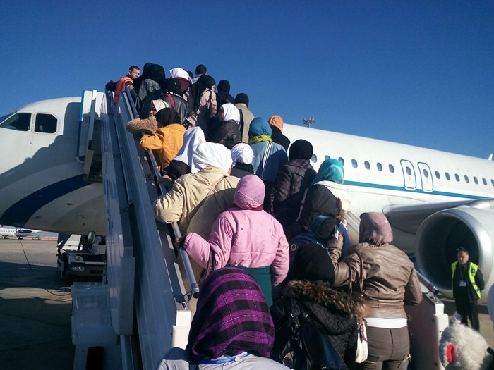 26 TKW Dipulangkan dari Suriah