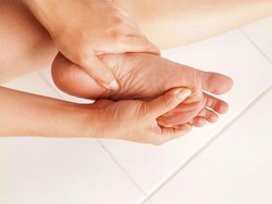 Pakai Jarum Akupunktur Tak Bersih, 115 Kaki Pasien Membusuk karena Infeksi