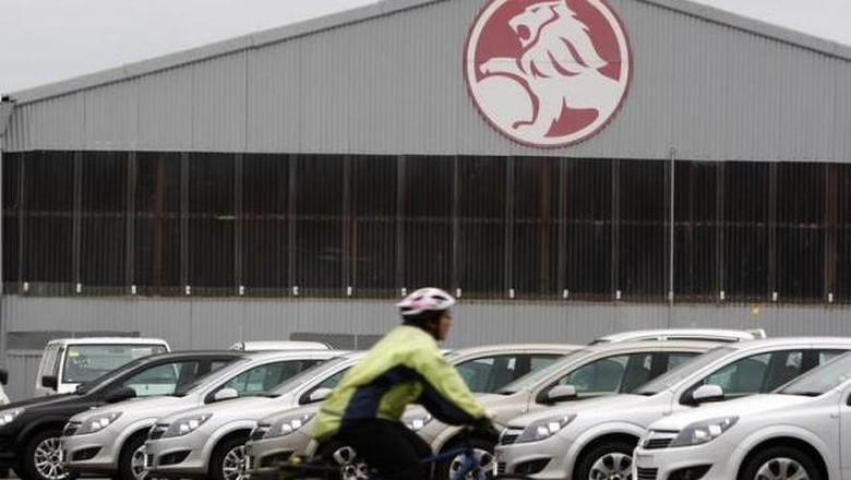 Pabrik Holden Australia (Foto: Reuters/Mick Tsikas)
