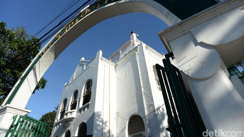 Masjid Cut meutia Menteng
