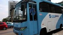 Bus TransJakarta Terbakar di Jaktim, Semua Penumpang Selamat