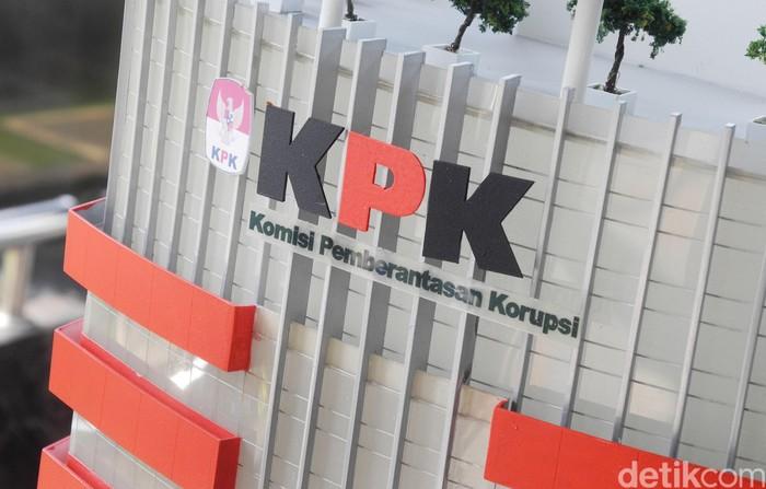 Ilustrasi KPK (Foto: Ari Saputra/detikcom)
