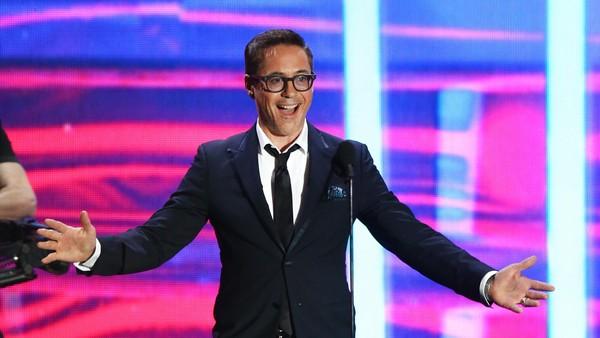 Robert Downey Jr Tak Tergantikan di Iron Man