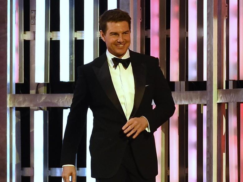 Tom Cruise Dikabarkan Sudah 3 Tahun Tak Temui Anak