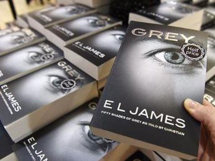Fifty Shades of Grey versi Christian Grey