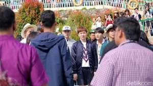 Semangatnya BtoB Tampil di Jakarta