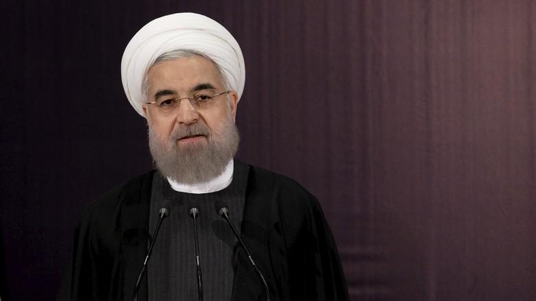 Soal Yerusalem, Presiden Iran Serukan Muslim Bersatu Menentang AS