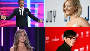 10 Bintang Hollywood Berpendapatan Tinggi 2015