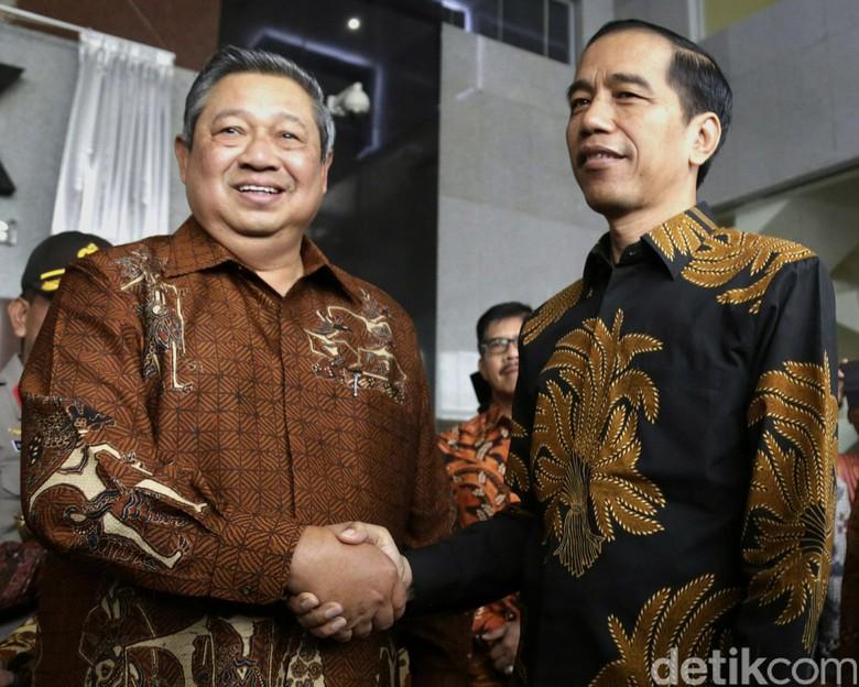 #SBYJelaskan, Sinyal Panas-Dingin Hubungan Jokowi-SBY