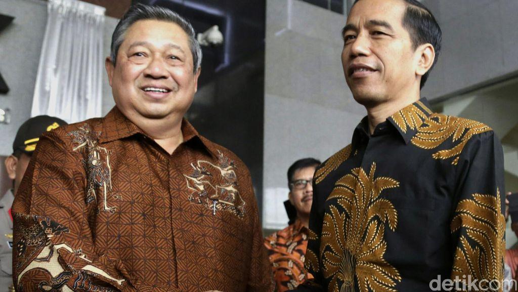 Maruarar: Jokowi-SBY Tak Punya Masalah, Saatnya Ngopi Bareng