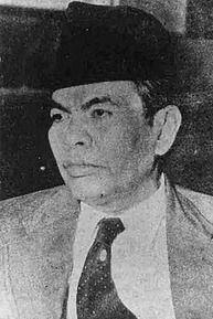 Mohammad Yamin, sejarawan, menteri era Soekarno