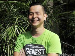 Kritik Arie Untung '812 Malaysia', Ernest: Diskriminasi Rasial Nggak Gue Diemin