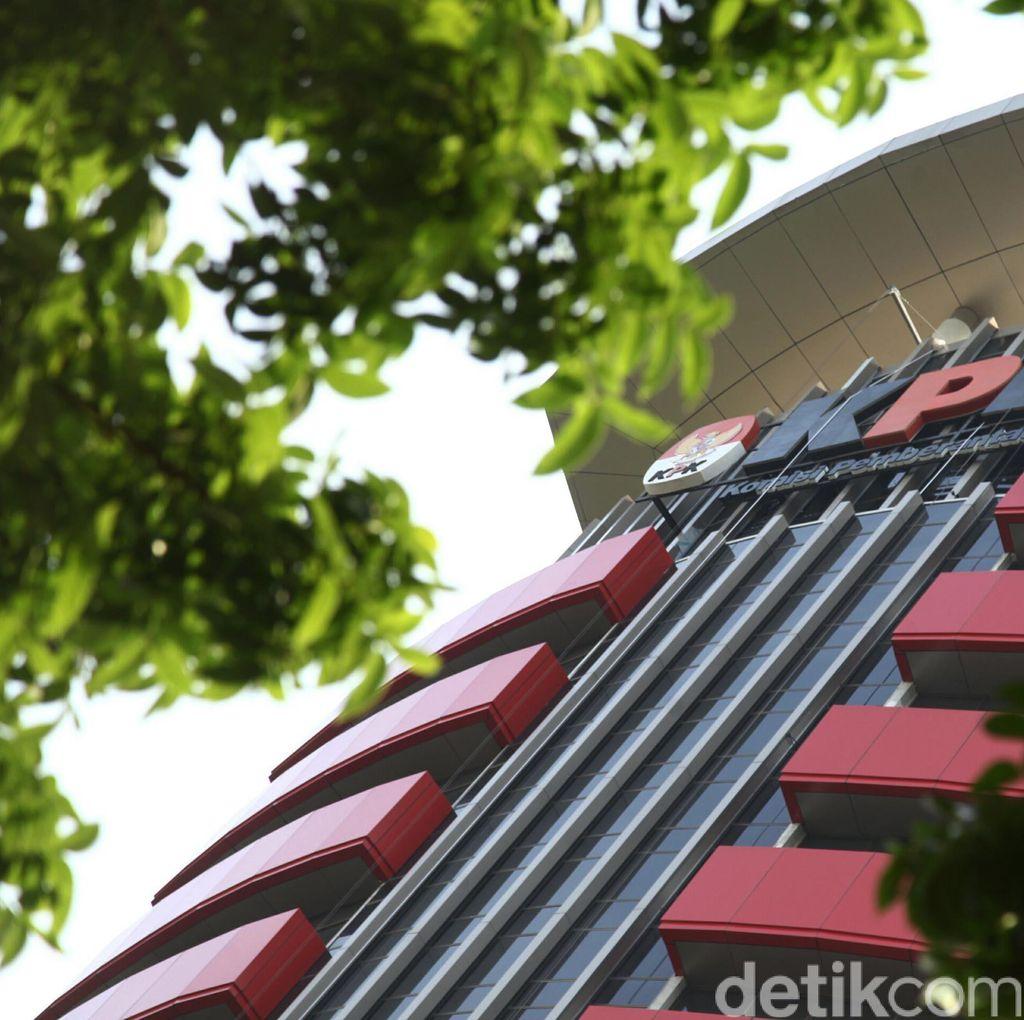 KPK OTT Bupati Mesuji, Total 8 Orang Diamankan di 3 Lokasi