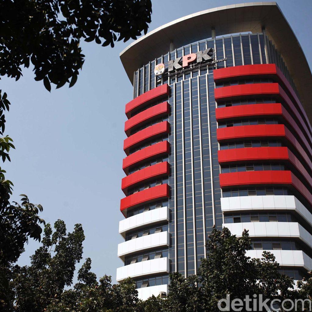 Suap Limbah Sawit, KPK Ambil Sampel Suara Ketua Komisi B DPRD Kalteng