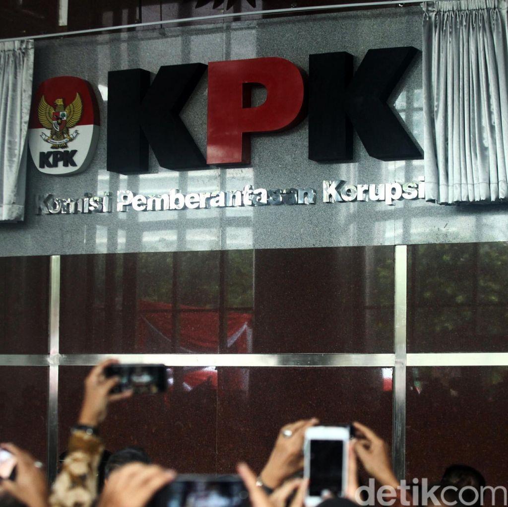 KPK OTT Lagi, 8 Orang Ditangkap di Kaltim