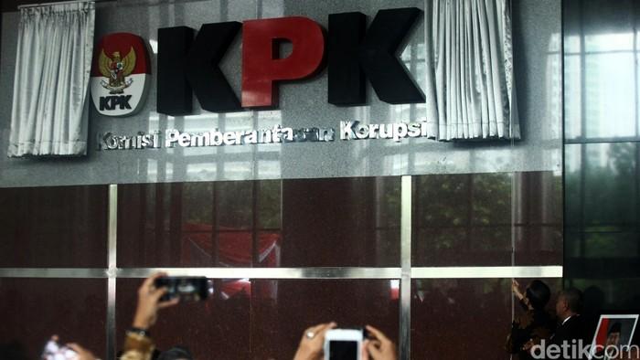 Gedung Baru KPK (Foto: Agung Pambudhy/detikcom)