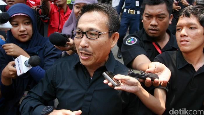 Herman Hery merupakan politisi PDIP. Dia juga anggota DPR RI. Lamhot Aritonang/detikcom.