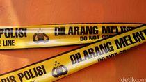 Perampok Bergolok Sambangi Minimarket di Pekanbaru