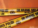 Buru Perampok di Rumah WN Jerman, Labfor dan Inafis Dikerahkan
