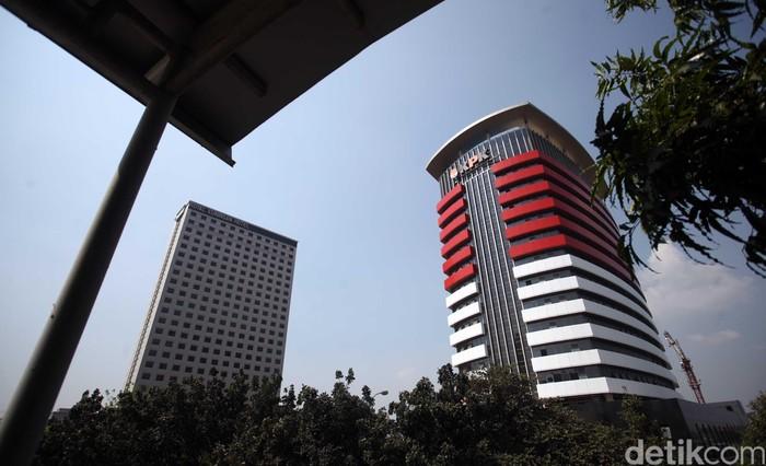 Ilustrasi KPK (Rachman Haryanto/detikcom)