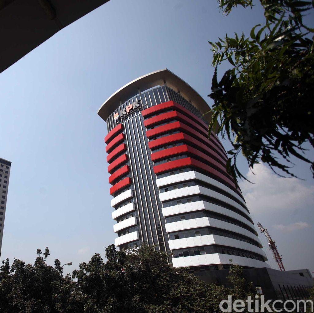 KPK Panggil 3 Anggota DPRD Jambi Tersangka Suap