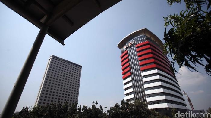 Gedung Baru KPK. (Foto: Rachman Haryanto)