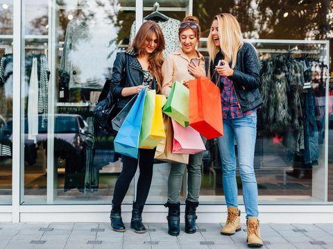 ilustrasi shoping